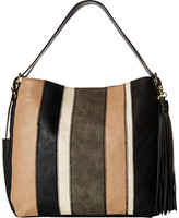 Steve Madden Btoby Stripe Long Shoulder