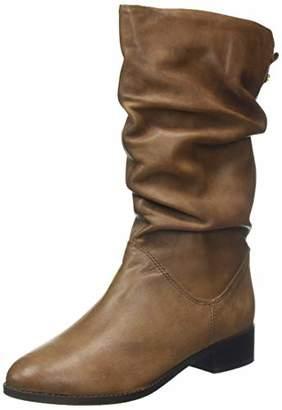 Dune London Dune Ladies Rosalinda Ruched Calf Boot Size UK 4