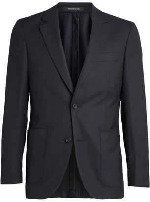 Richard James Wool Single-Breasted Jacket
