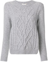 Semi-Couture Semicouture - knitted sweater - women - Virgin Wool - S