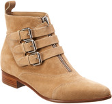 Tabitha Simmons Early Suede Bootie