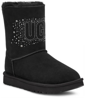 UGG Classic Bling Booties