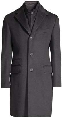 Corneliani Char ID Topcoat