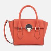 Vivienne Westwood Women's Opio Saffiano Small Handbag - Orange