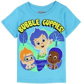 Nickelodeon Nicekelodeon Bubble Guppies & Friends Boys Graphic T-Shirt (4T, Turquoise)