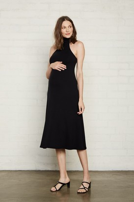 Maternity Luxe Rib Alondra Dress