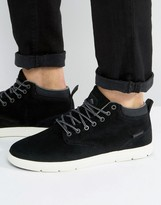 Emerica Crusier Trainers In Black