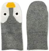 Stella McCartney bird patch gloves