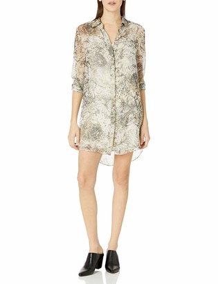 Haute Hippie Women's The Jungle Shirt Dress