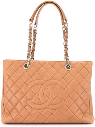 Chanel Pre Owned 2011 Grand Shopping tote bag
