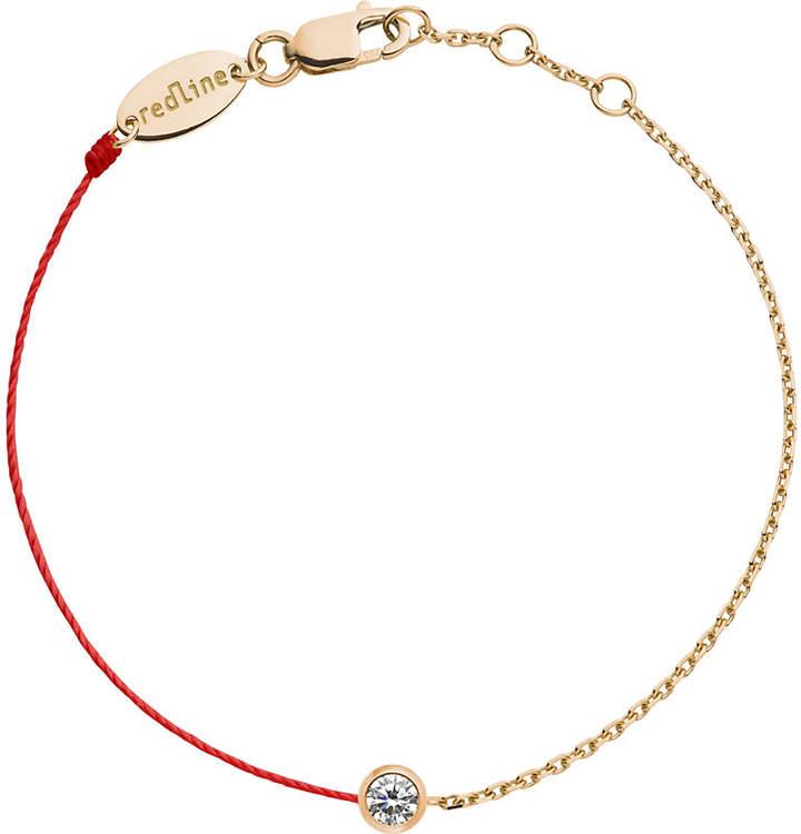 Redline The Alkemistry 18ct rose gold and diamond pure bracelet