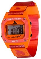 Freestyle Unisex 10026746 Shark Clip Digital Display Japanese Quartz Pink Watch