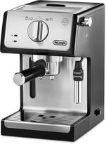De'Longhi Delonghi ECP35.31 Pump Espresso Coffee Machine, Silver