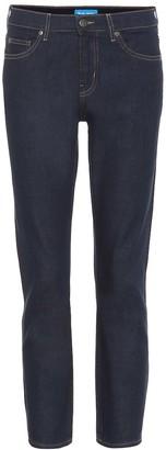 MiH Jeans Tomboy mid-rise boyfriend jeans