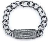 Thumbnail for your product : Sheryl Lowe Pave Diamond Id Bracelet