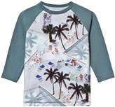 Molo Ramsey Swimming Pool T-shirt