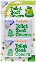 Mommys Helper Mommy's Helper Flushable Toilet Seat Covers - White - 10 ct - 2 pk