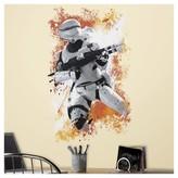 BuySeasons Star Wars 7 The Force Awakens Flametrooper Giant Wall Decal