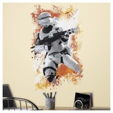 Star Wars 7 The Force Awakens Flametrooper Giant Wall Decal