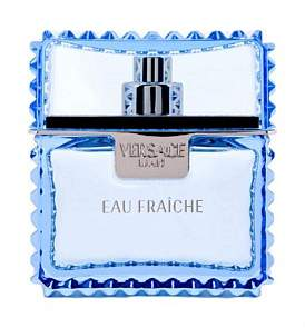 Versace Man Eau Fraiche Eau De Toilette Spray 50Ml