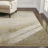 Crate & Barrel Nola Wool Rug