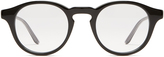 Bottega Veneta Round-frame acetate glasses