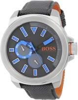 BOSS ORANGE Men's 1513013 New York Analog Display Quartz Watch