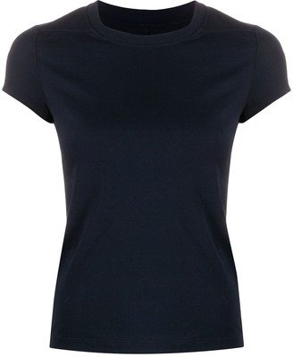 Rick Owens fitted cap sleeve T-shirt