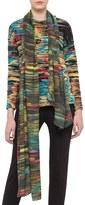 Akris Punto Women's 'Northern Lights' Print Modal & Silk Scarf