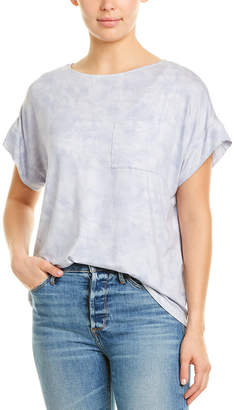Jones New York Dolman Pocket T-Shirt