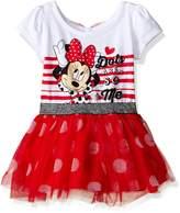 Disney Girls' Minnie Mouse Cute Dress