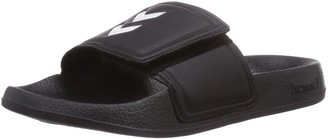 Hummel SPORT SLIPPER VELCRO Unisex Adults' Shower & Bath Shoes