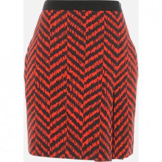 Ungaro Red Viscose Skirts