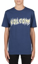 Volcom Boy's Hesh Lord Graphic T-Shirt