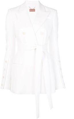 Altuzarra Olivisi belted jacket