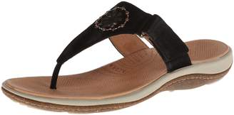 Acorn Acron Women's Vista Beaded Thong Flip Flop
