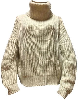 Loro Piana Ecru Cashmere Knitwear for Women