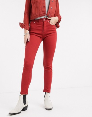 Bolongaro Trevor Dakota high rise skinny jeans