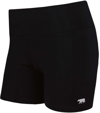 Running Bare Womens High Rise Sport Tights