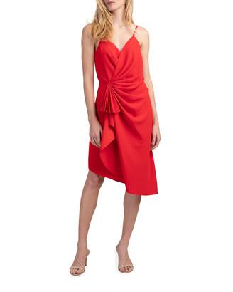 Trina Turk Alida Sleeveless Ruched Dress
