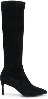 Stuart Weitzman 80mm Pointed Boots