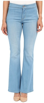NYDJ Women's Petite Size Farrah Flare Jeans