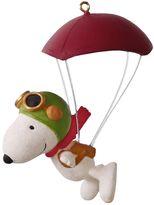 Hallmark The Peanuts Movie Paratrooper Snoopy 2016 Keepsake Christmas Ornament