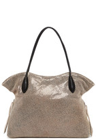 Sorial Stingray Embossed Leather Tote