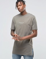 Hand Of God Oil Washed T-shirt