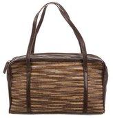 Missoni Patterned Handle Bag