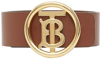 Burberry TB motif leather bracelet