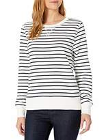 Amazon Essentials Women's French Terry Fleece Crewneck Sweatshirt