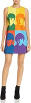Alice + Olivia x The Beatles Clyde A-Line Shift Dress