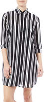 BB Dakota Stripe Shirt Dress